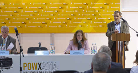 Conference of POWX2014
